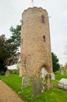 Detached tower