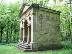 A Palladian woodland temple (c) Paul Brooker