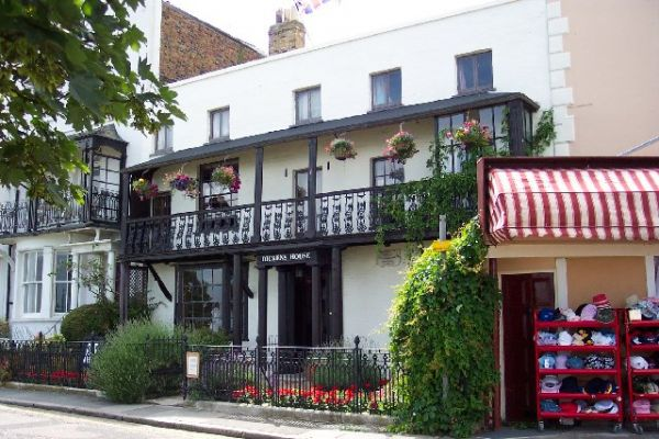 Broadstairs photo, Dickens House Museum (c) Ron Strutt