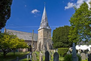 Braunton, St Brannock's Church