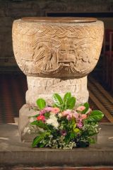 Another view of the font