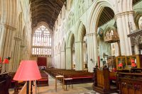 Bridlington Priory, Chancel