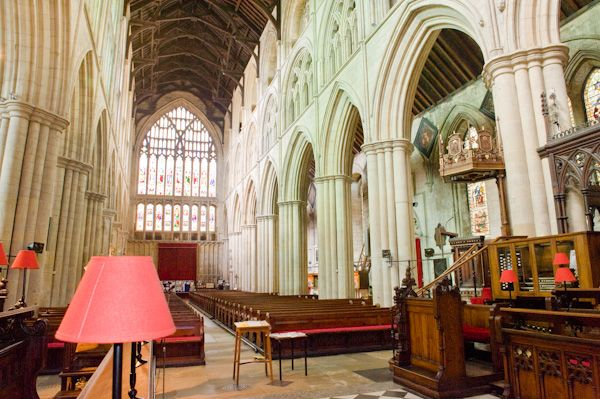 Bridlington Priory photo, Chancel