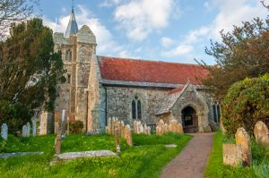 Brighstone, St Mary's Church