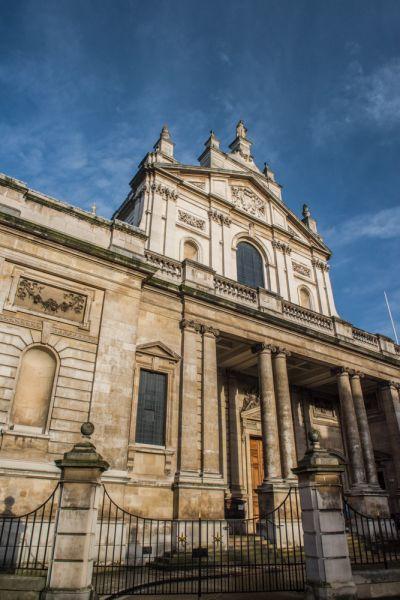 London Oratory Historic London Churches