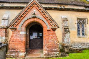 Broughton, St Mary's Church