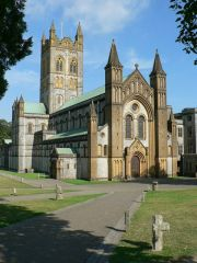 Buckfastleigh, Buckfast Abbey (c) Rich Tea