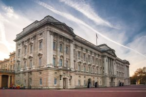 Buckingham Palace and the Queens Gallery