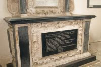 Buckland, St Mary, Yate memorial