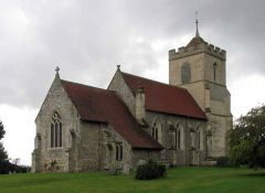 Buckland, St Andrew's Church