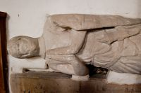 Sir John de Bulmer effigy