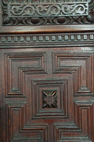 Bungay, Holy Trinity Church photo, Pulpit carving