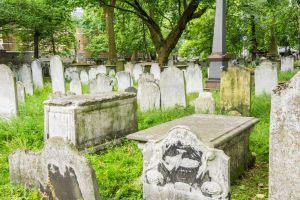 Bunhill Fields Burial Ground London