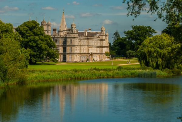 Burghley House History And Travel Information