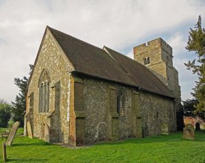 Burham, St Mary's Church