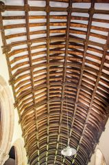 The 15th century wagon roof