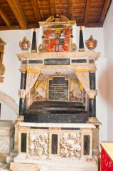 Sir Henry Griffith memorial (d 1654)