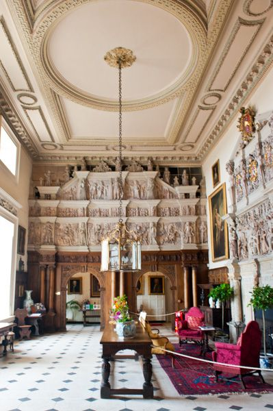 Ross Around Me >> Burton Agnes Hall | Historic Yorkshire Guide