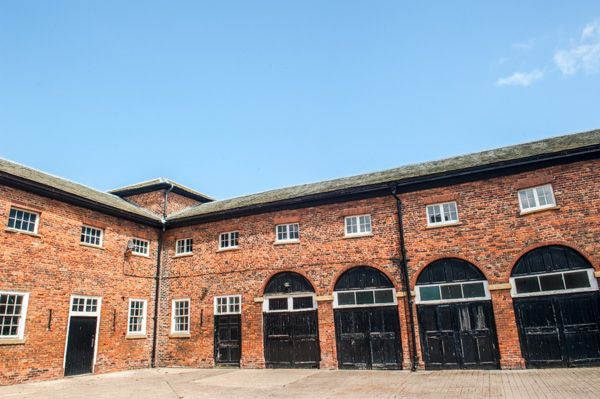 Burton Constable Hall photo, The Stable Block