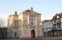 Bury St Edmunds, Victorian Corn Exchange