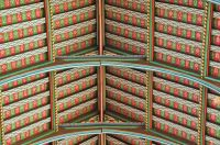 St Edmundsbury Cathedral, Nave roof