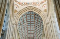 St Edmundsbury Cathedral, Nave crossing