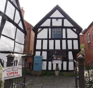 Butchers Row House Museum