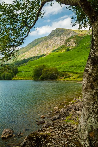 Buttermere Lake photo, Gatesgarth