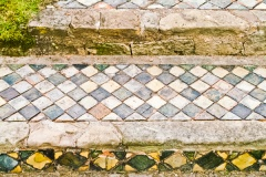 Medieval tiles, Byland Abbbey
