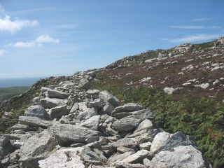 Caer y Twr, Holyhead Mountain Watch-tower
