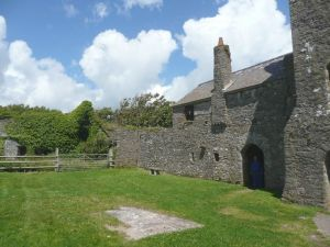 Caldey Island Priory