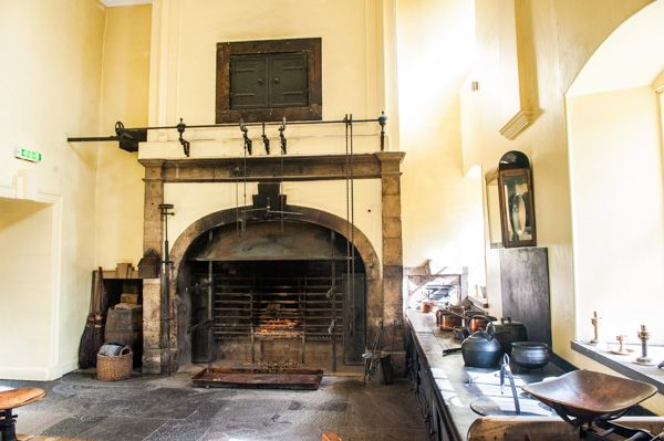 Callendar House photo, The Georgian Kitchens