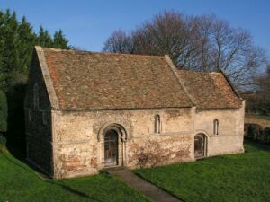 Cambridge Leper Chapel