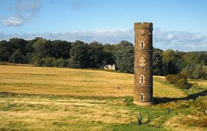 Cammo Tower Edinburgh History Amp Visiting Historic