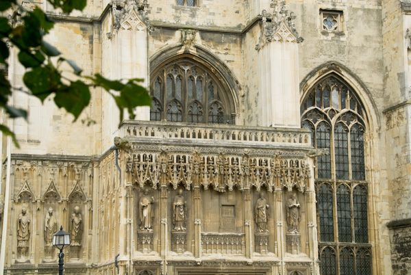 Canterbury Cathedral Photos Kent Travel Guide