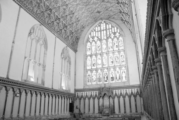 Canterbury Cathedral photo, Chapter House