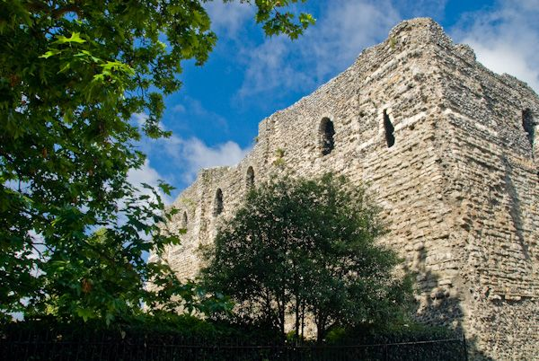 Canterbury photo, Canterbury Castle