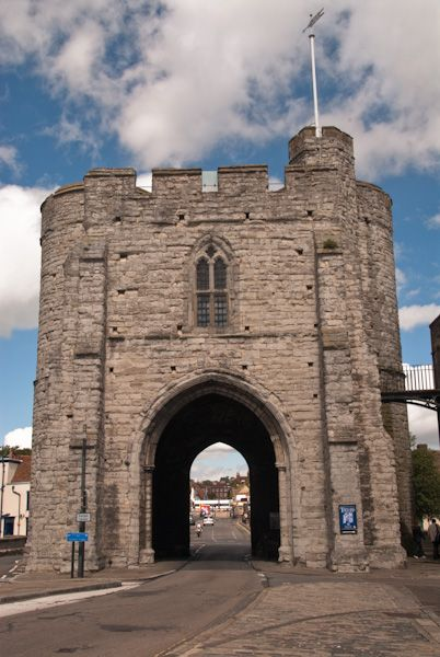 Canterbury West Gate Tower photo, Westgate Tower