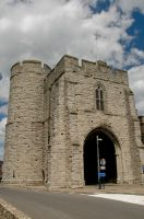 West Gate tower