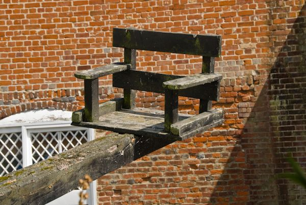 Old Weavers House photo, Ducking Stool