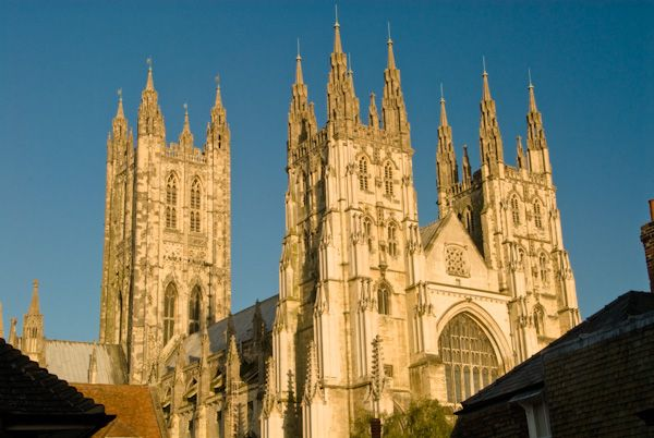 Canterbury Cathedral photo, Canterbury Cathedral