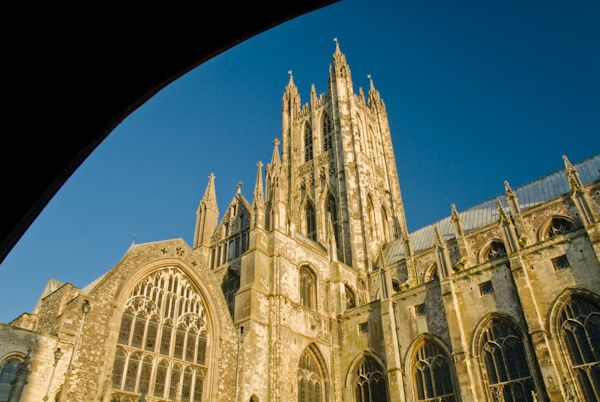 Canterbury photo, Canterbury Cathedral