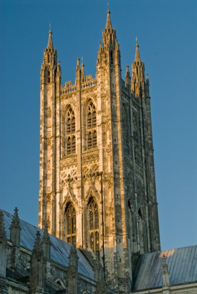 Canterbury Cathedral photo, Bell Harry Tower 2