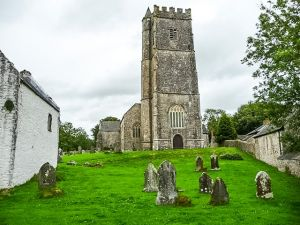 Carew, St Mary's Church