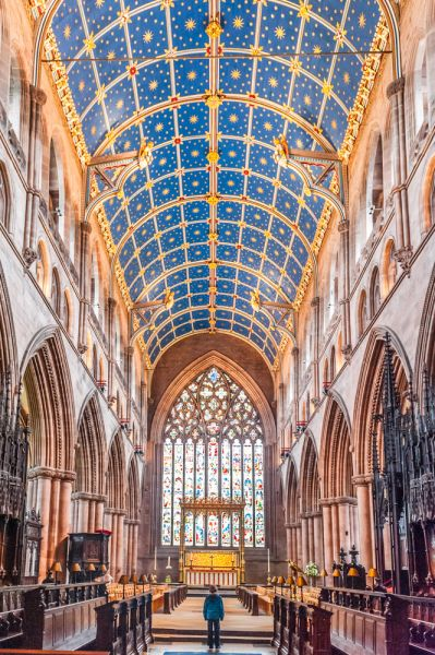 Carlisle Cathedral Cumbria History Amp Photos