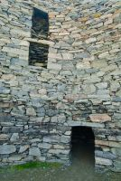 Interior of the broch