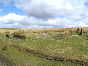 Carn Llechart Ring Cairn