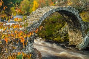 Carrbridge Packhorse Bridge