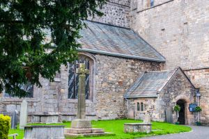 Cartmel Priory Church