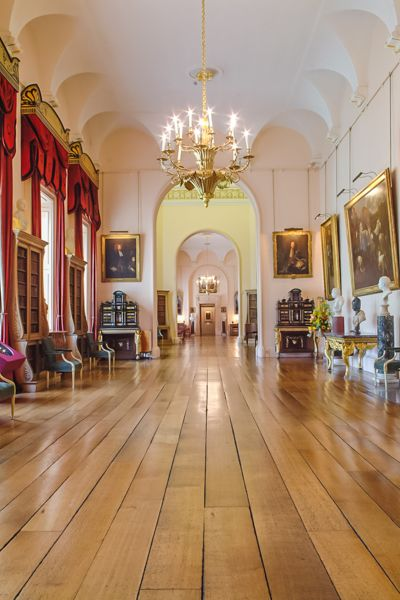 Castle Howard photo, The Long Gallery